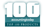 CYMA Accounting Software - Top 100 Product - Accounting Technology Magazine
