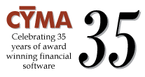 Award winning financial software since 1980