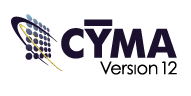 CYMA Accounting Software Version 12