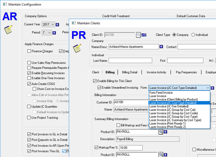 Enhanced Streamline Payroll Notification And Reporting  Payroll Invoice
